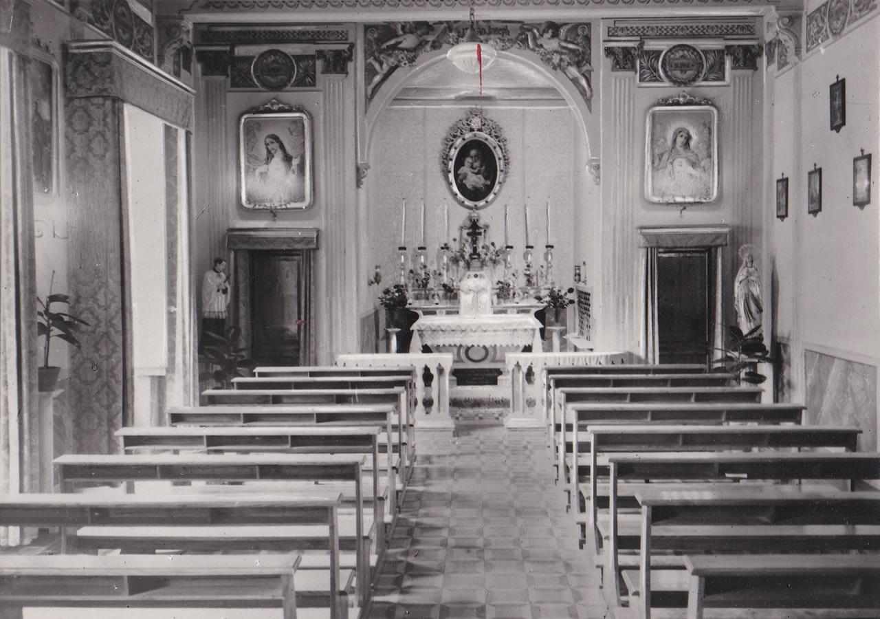 Istituto Bancalari Artigianelli Chiavari - cappella