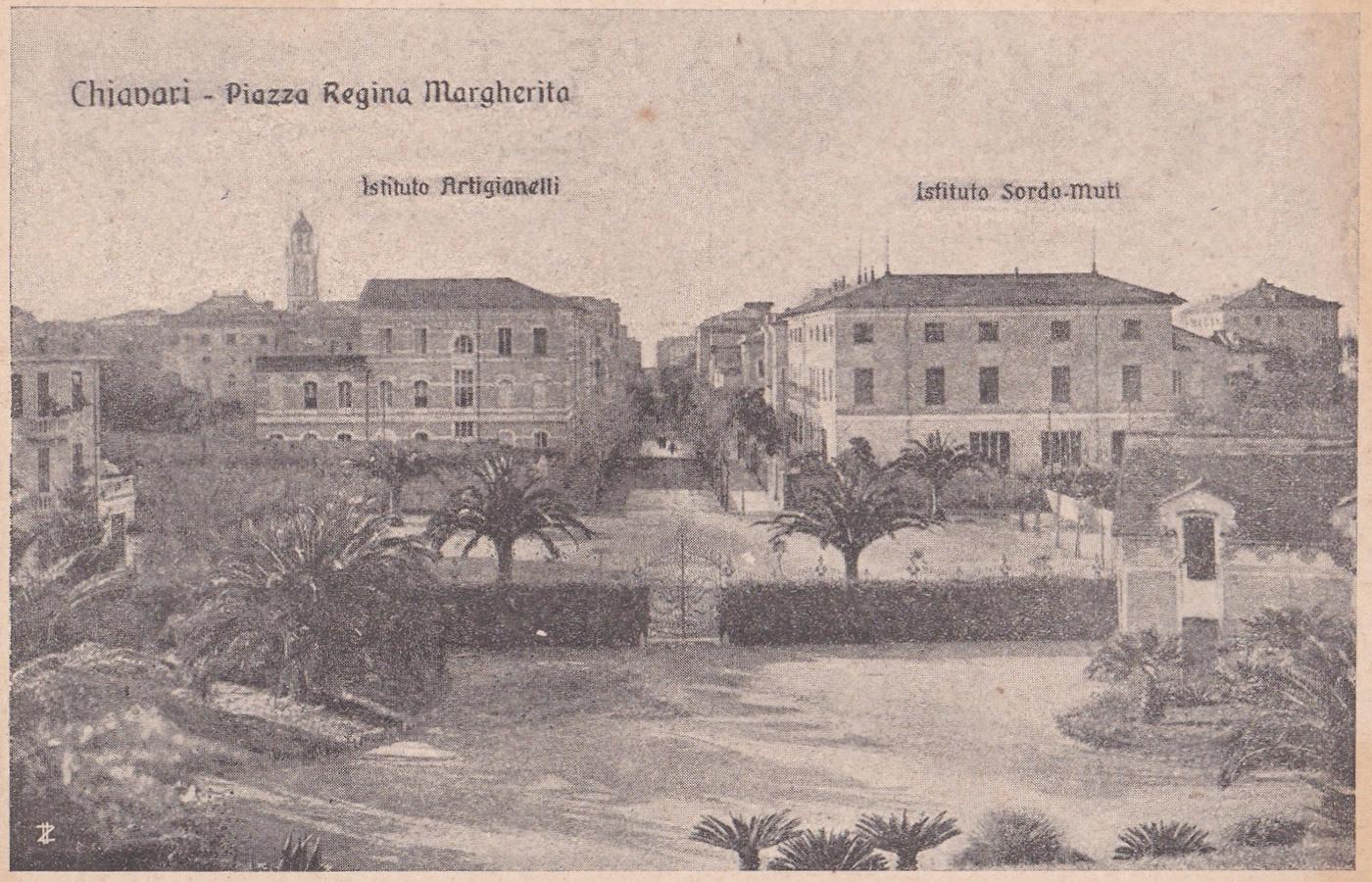 Chiavari - piazza Regina Margherita
