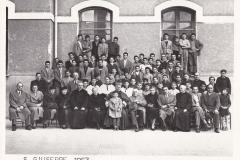 Istituto Bancalari Artigianelli Chiavari foto del 1957