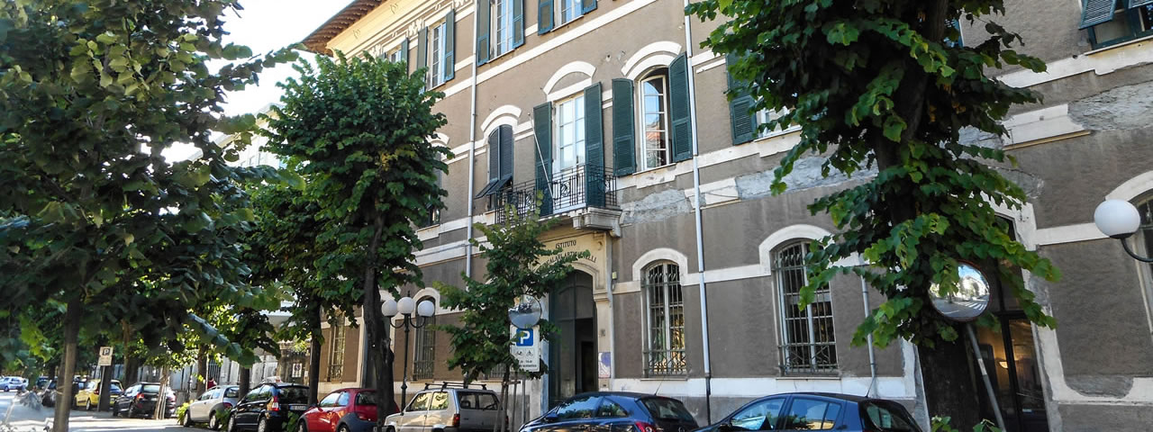 Istituto Bancalari Artigianelli - Chiavari - l'istituto in viale Millo